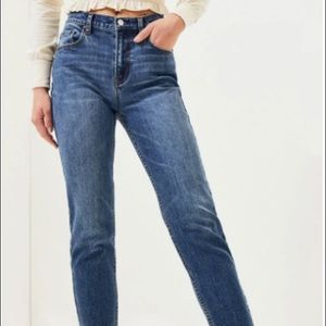 PacSun Mitchell Blue Vintage Icon Mom Jeans